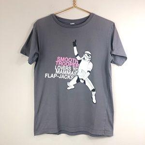Star Wars Storm Trooper Graphic T-Shirt